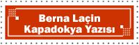 Berna Laçin Kapadokya